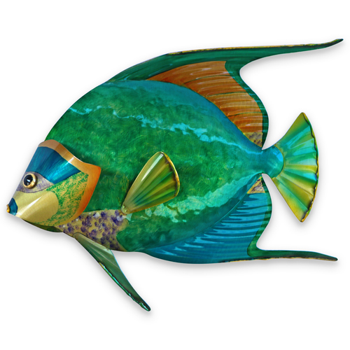 Angelfish 3D Wall Art